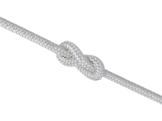 Corde de levage en polyester tressée diam. 5mm