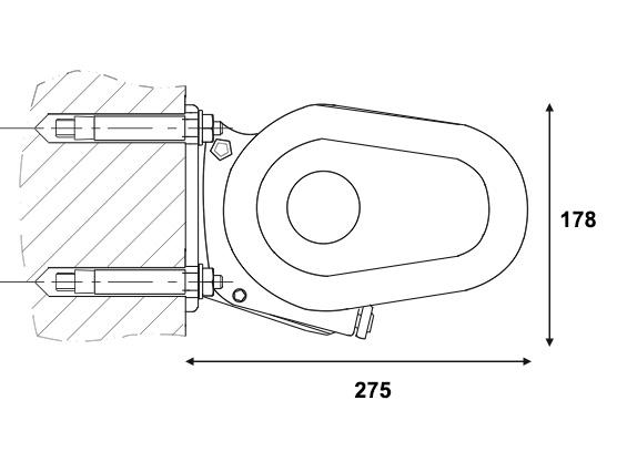 store banne coffre intégral motorisé et manuel côté store